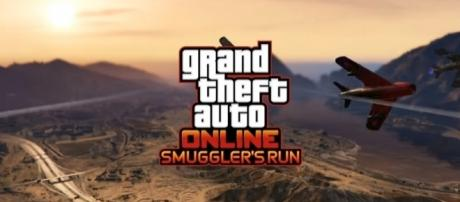 """The next big update to """"GTA Online,"""" dubbed Smuggler's Run is coming next Tuesday, August 29th -- Rockstar Games/YouTube"""