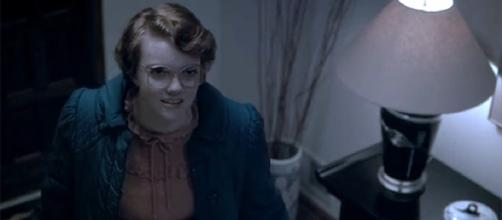 """Barb's presence in """"Stranger Things"""" will be missed when the second season begins next month. (YouTube/Netflix)"""