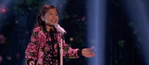 Celine Tam / Photo via America's Got Talent, YouTube