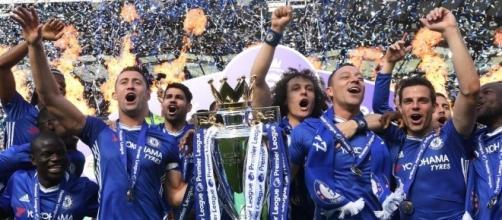 Chelsea celebrate title triumph - premierleague.com