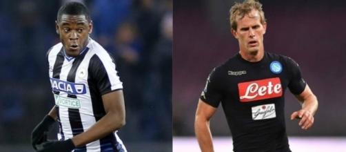 Duvan Zapata e Ivan Strinic sono ufficialmente due nuovi giocatori della Sampdoria -Corriere dello Sport.it
