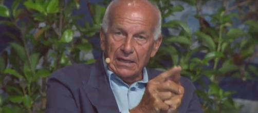 Fausto Bertinotti interviene al Meeting di CL 2017