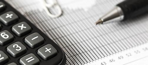 Financial information. Image via Pixabay.
