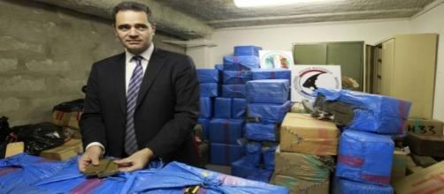 """François Thierry, ex-patron des """"stups"""" mis en examen pour complicité de trafic de drogue"""