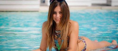 Giulia Latini ha avuto un breve flirt con Melchiorre