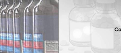 Drug companies are selling the same medicines in different boxes. [Image via Mint/YouTube]