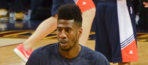 Iman Shumpert's stint with the Cavaliers is likely ending this offseason -- Erik Drost via WikiCommons