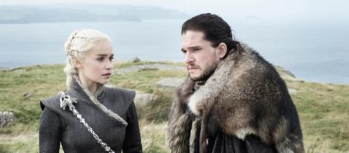 Jon Snow and Daenerys Targaryen. [Image via Flickr]