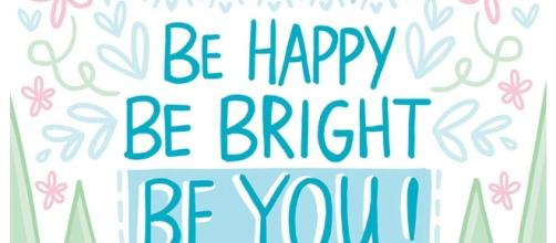 Just be you. Image via Pixabay.