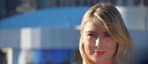 Maria Sharapova of Russia (Wikimedia Commons/Tourism Victoria)