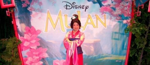 Mulan / Photo via Loren Javier, Flickr