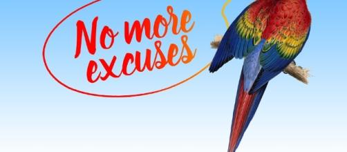 No excuses. Get it done. Image via Pixabay.