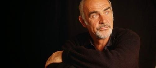 O ator Sean Connery, um dos maiores astros de Hollywood