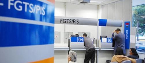 O PIS é o fundo dos trabalhadores da inciativa privada e fica sob responsabilidade da Caixa