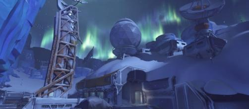 'Overwatch' Mei's Ecopoint: Antarctica Map is now on the PTR(Reidorr/YouTube Screenshot)