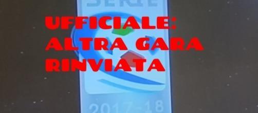Rinviata un'altra gara in Serie C.
