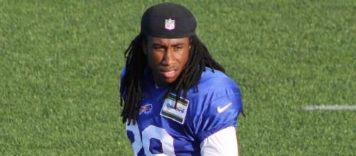 Ronald Darby - BenPhotos via Wikimedia Commons