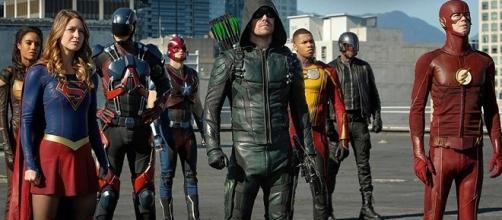 Serie TV: ecco il promo del 25/08 con The Flash, Arrow e Legends of Tomorrow