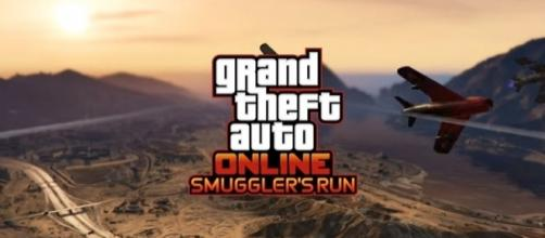 "The next big update to ""GTA Online,"" dubbed Smuggler's Run is coming next Tuesday, August 29th -- Rockstar Games/YouTube"