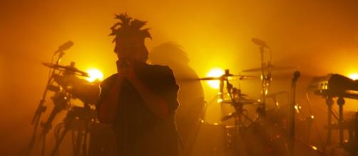 The Weeknd The Come Up Show via Flickr