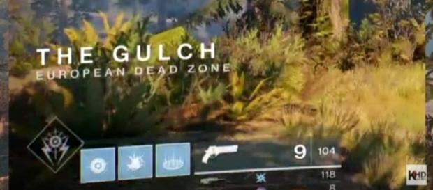 """A screenshot suggesting that the player uses a Stormcaller Warlock in """"Destiny 2."""" - YouTube/KackisHD"""