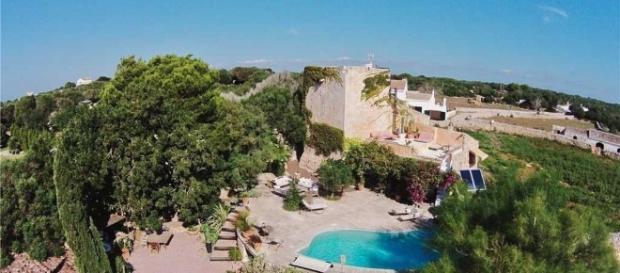Así es la villa por la que Jorge Javier Vázquez ha pagado 75.000 euros.