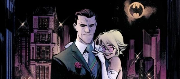 """Batman: White Knight"" #1 cover. Photo: DC Comics"