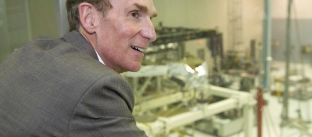Bill Nye NASA Goddard Space Flight via Flickr