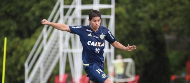 Conca será relacionado para a partida contra o Paraná