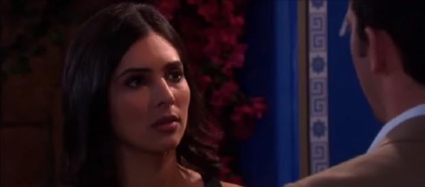 Days of our Lives Gabi. (Image via YouTube screengrab/NBC)