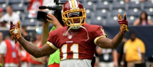 DeSean Jackson | Redskins 6 Texans 17 | Karen | Flickr - flickr.com