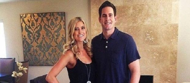 'Flip or Flop' co-hosts Christina and Tarek El Moussa. [Image via Wikimedia Commons]