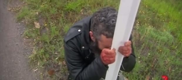 Gunman confesses on TV | credit, The Telegraph, YouTube