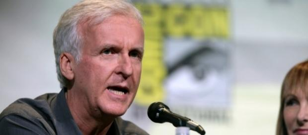 "James Cameron under fire for his ""Wonder Woman"" comments. (Flickr/Gage Skidmore)"