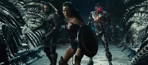"""Joss Whedon is tasked to put the final touches on """"Justice League,"""" which hits theaters in November. (YouTube/Warner Bros. Pictures)"""