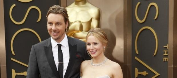 Kristen Bell and Dax Shepard photographed in 2014 during the Oscars - Flickr/Disney | ABC Television Group