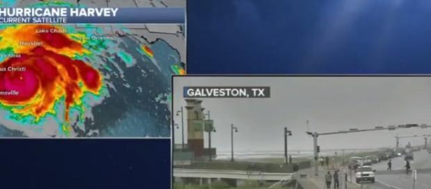Live ALERT: HURRICANE HARVEY 111 MPH TRACKING & UPDATE Satellite Texas in Category 3 Image - Live Stream TV News | YouTube