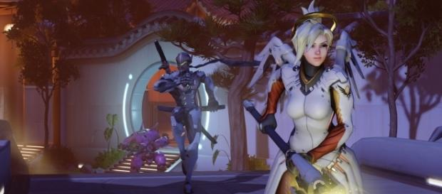 Mercy is already getting nerfed. Image Credit: Blizzard Entertainment