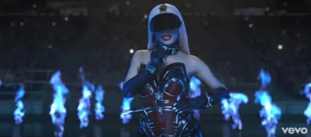 Nicki Minaj / Photo via KatyPerryVEVO, YouTube