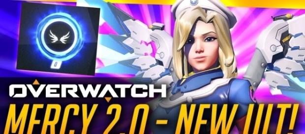 'Overwatch' new Mercy game changing Ultimate live on PTR(Overwatch Central/YouTube Screenshot)