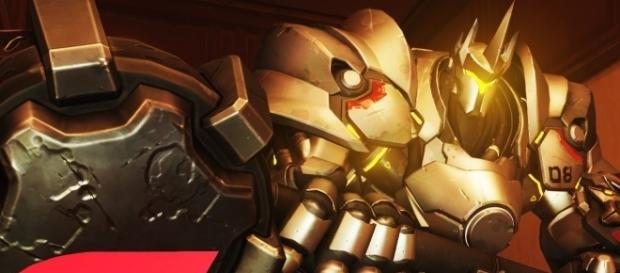 'Overwatch' Reinhardt gets a minor tweak that helps him detect sneaking Tracers. [Image via YouTube/Nerdout]