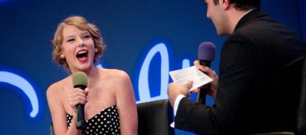 Taylor Swift / Photo via Marcin Wichary, Wikimedia