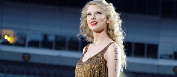 Taylor Swift returns with new track - Ronald Woan via Flickr