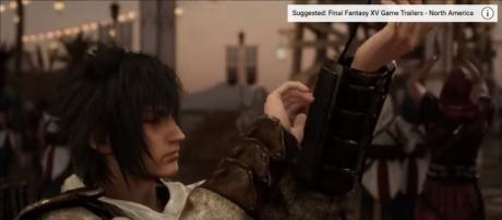 FINAL FANTASY XV: Assassin's Festival - YouTube/Final Fantasy XV