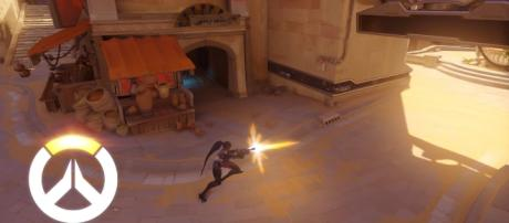 "Widowmaker is among the best defense character in ""Overwatch"" (via YouTube/PlayOverwatch)"