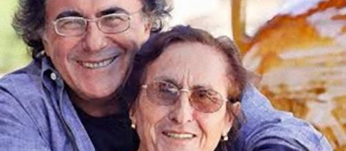 Al Bano e donna Jolanda in un documentario.