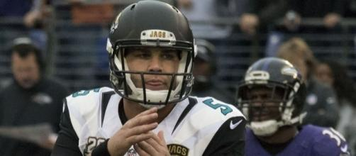 Blake Bortles 2014 timeoue [Image byKeith Allison |Wikimedia Commons| Cropped | CC BY-SA 2.0 ]