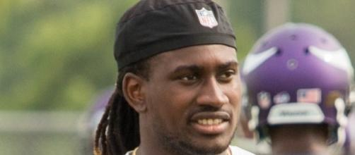 Cordarrelle Patterson has the coolest name in the game. Matthew Deery via Wikimedia Commons