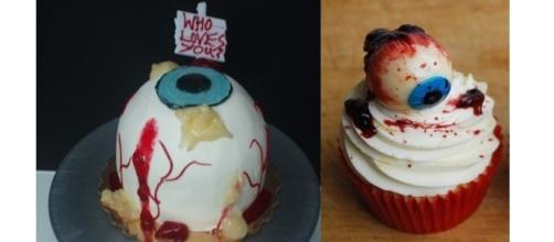 Esse bolos de festa são literalmente bizarros (Foto - Reprodução)