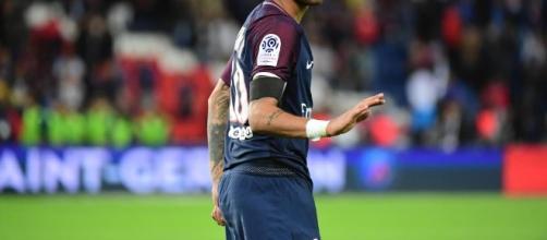 Foot PSG - PSG : Cavani, un doublé et un hommage à Neymar - Ligue ... - foot01.com